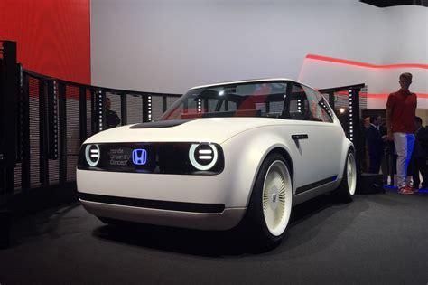 2019 honda electric car honda unveils looking ev concept news