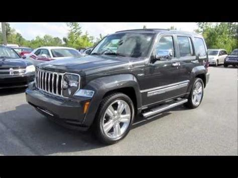 2011 jeep liberty limited 2011 jeep liberty limited jet series start up engine and