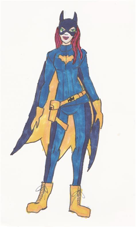 New 52 Batgirl new 52 batgirl of burnside by dryeisleycreations on deviantart