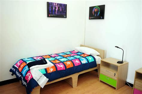 Bedroom Olympics Olympic Park Furniture Goes To Auction Frances Hunt