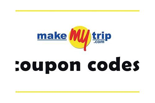make my trip cash discount coupons