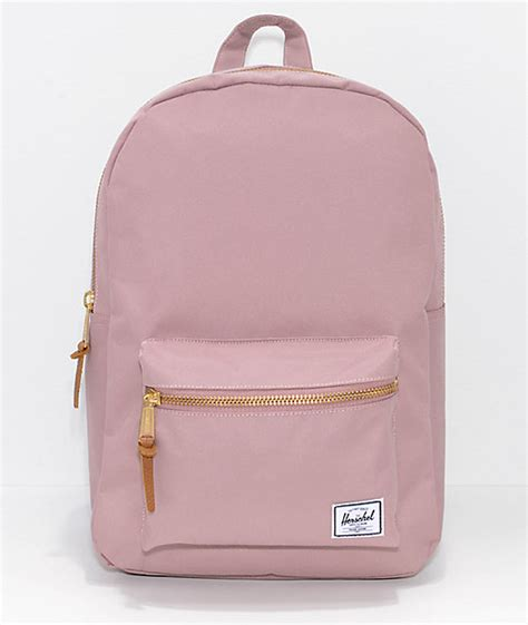 light pink herschel backpack herschel supply co settlement ash 17l backpack zumiez