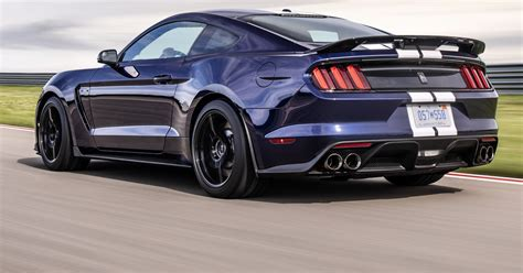 Ford Stock Forecast 2020 by Mustang Shelby Gt350 Gets Upgrade From Ford For 2019