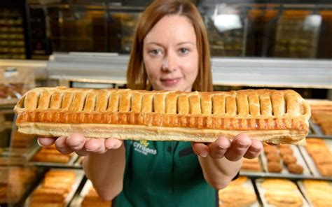 morrisons  launched  foot long sausage roll