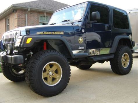 2006 jeep golden eagle find used 2006 jeep wrangler golden eagle in zanesville