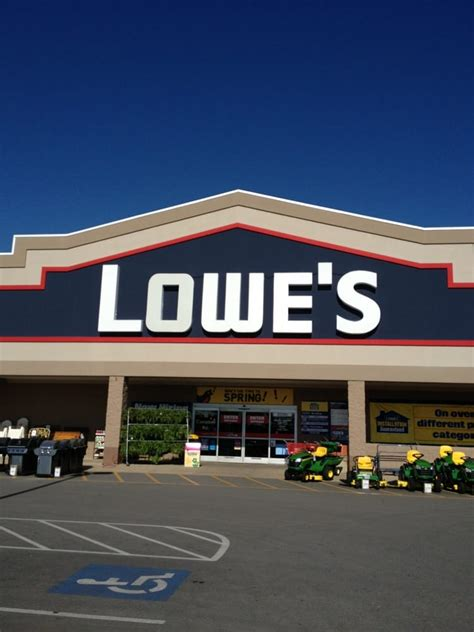 lowe s home improvement warehouse store of