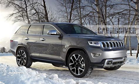 jeep grand wagoneer concept the 2021 jeep wagoneer and grand wagoneer are cars worth