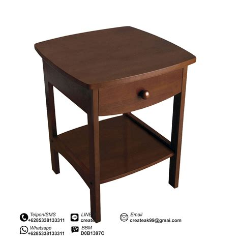Meja Nakas nakas minimalis morina createak furniture createak