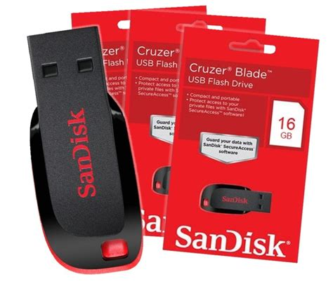 Pendrive Sandisk buy sandisk cruzer blade 16gb pendrive in india