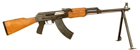 Rpk Ak47 Box Fullset deactivated rpk with accessories and working