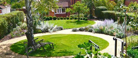 small garden small gardens circles jo alderson phillips