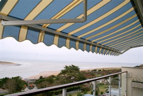 Balcony Awnings by Shropshire Blinds Awnings Installation Portfolio