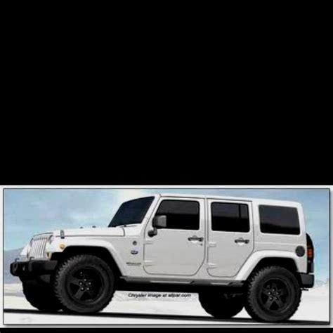 All White Jeep Wrangler All White Jeep Wrangler Arctic