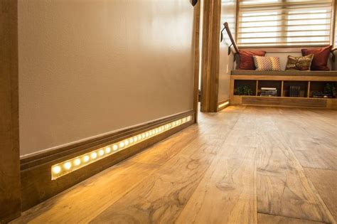 Baseboard Lighting by A Design For The Disabled