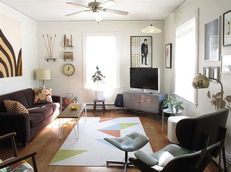 modern vintage living room how to decorate a living room