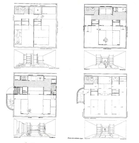 Duplex Floor Plans the avery review revisiting systems ricardo bofill and