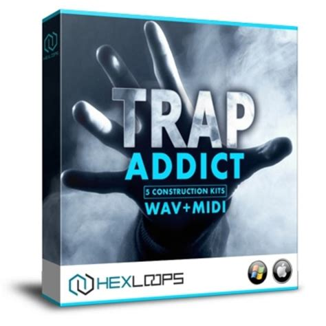Garageband Trap Kit Trap Addict 5 Trap Construction Kits Wav Midi Trap