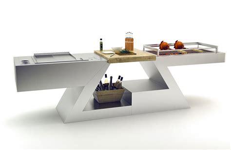 piani cottura da esterno 20 cucine da esterno dal design moderno mondodesign it