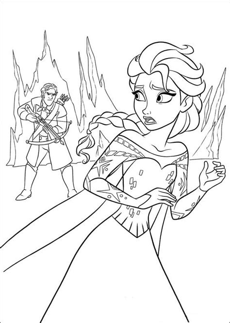 frozen coloring pages free n 35 kleurplaten frozen