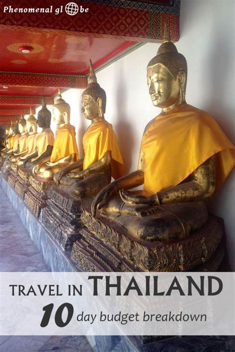 thailand travel guide typical costs traveling accommodation food culture sport bangkok banglhu ko ratanakosin thonburi chiang mai chiang phuket more books thailand on a budget how much does it cost phenomenal globe