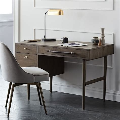 benson desk west elm