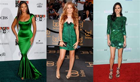 what color shoes goes with emerald green dress