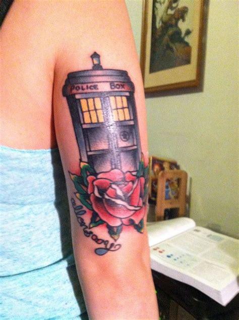 tardis tattoo design 1000 ideas about tardis on doctor who