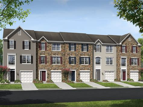 hyett s crossing townhomes new townhomes in middletown
