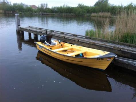 boten kootstertille watersport en boten rana 12 noorse vissersboot met een 4