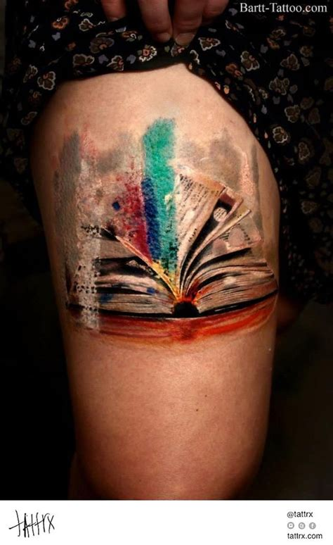 watercolor tattoo artists mexico 25 best ideas about open book on