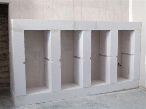 meuble sdb bois 518 faire des etageres en beton cellulaire recherche