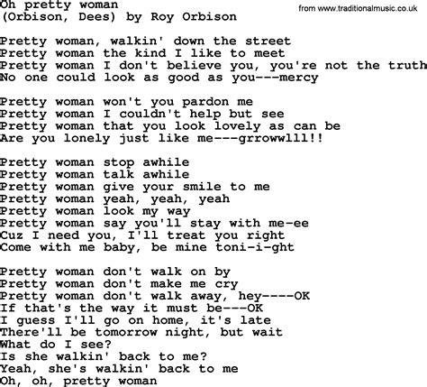 Fine Pretty Woman Chords Photo Beginner Guitar Piano Chords Zhpf
