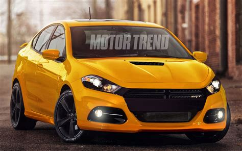 dodge dart srt future vehicles motor trend