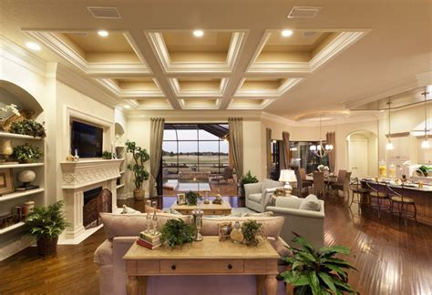 great room traditional living room tampa lee wetherington homes
