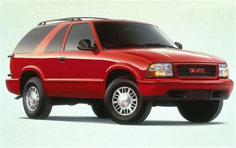 old car manuals online 1997 gmc jimmy transmission control used 1998 gmc jimmy for sale pricing features edmunds