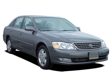2004 Toyota Avalon Mpg 2004 Toyota Avalon Reviews And Rating Motor Trend