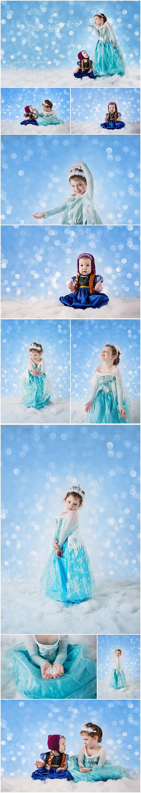 themed photoshoot frozen themed photoshoot portland or vancouver wa