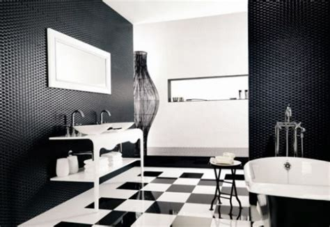 black n white bathrooms 23 creative inspiring cool traditional black and white