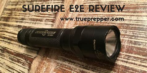 e2e executive elite surefire flashlight executive elite e2e review trueprepper