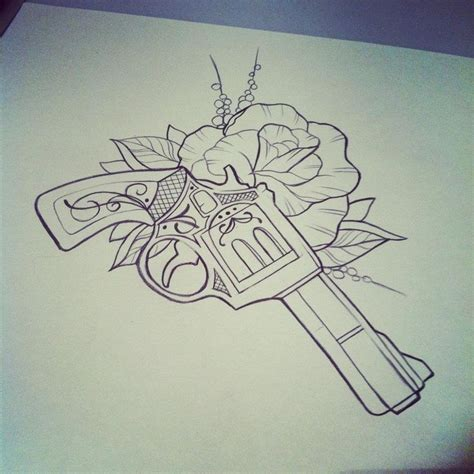 gun tattoo designs tumblr 43 best tattoo sketches tumblr images on pinterest