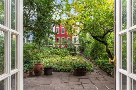 nyc garden apartment home photos see gorgeous secret gardens in 8 new york city