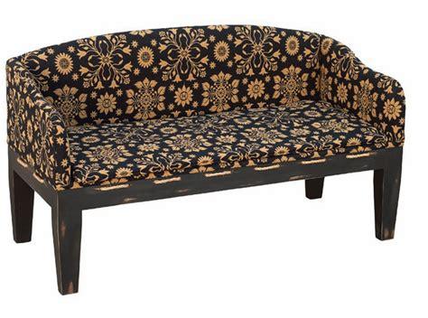 primitive sofa primitive sofa country primitive upholstered furniture