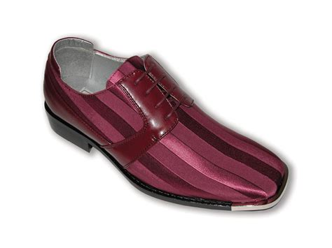 burgundy dress shoes s metal tip satin dress shoes burgundy dress shoes