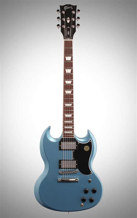 Gitar Elektrik Standqr gibson 2017 sg standard traditional electric guitar with