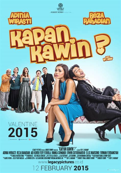 poster film romantis indonesia review kapan kawin 2015 it caught my eyes