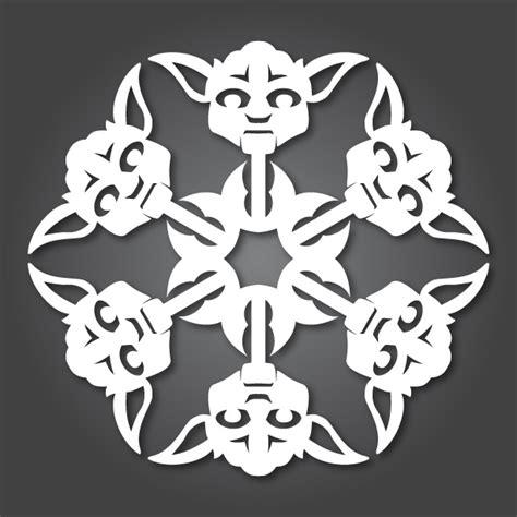 star wars snowflakes die ultimative weihnachtsdekoration