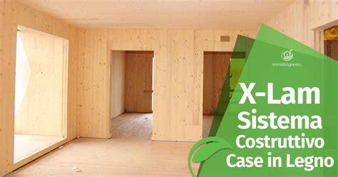 casa x lam sistema costruttivo x lam per in legno economico e