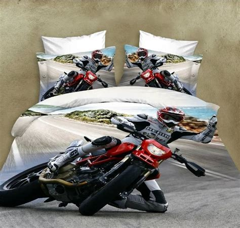 motorcycle comforter online buy wholesale motorcycle bedding sets from china