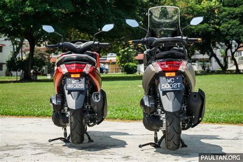 Oli Yamaha Nmax review 2016 yamaha nmax scooter pcx150 killer paul