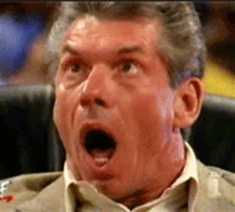 Reaction Meme - vince mcmahon reaction know your meme